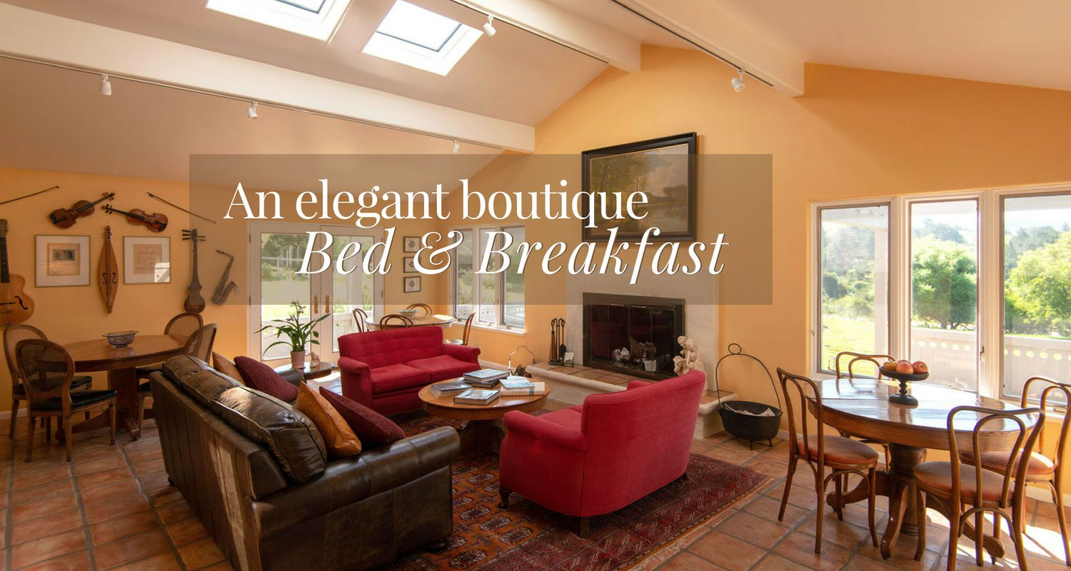 Bed and Breakfast Inn in Point Reyes Station