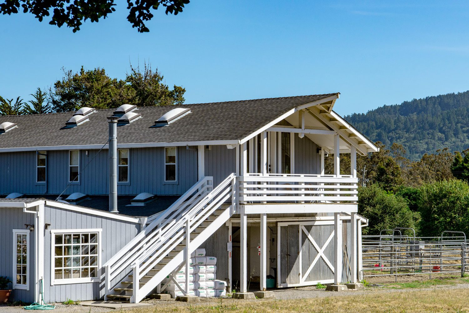 Point Reyes Vacation Rental Lodging for Groups with Horses
