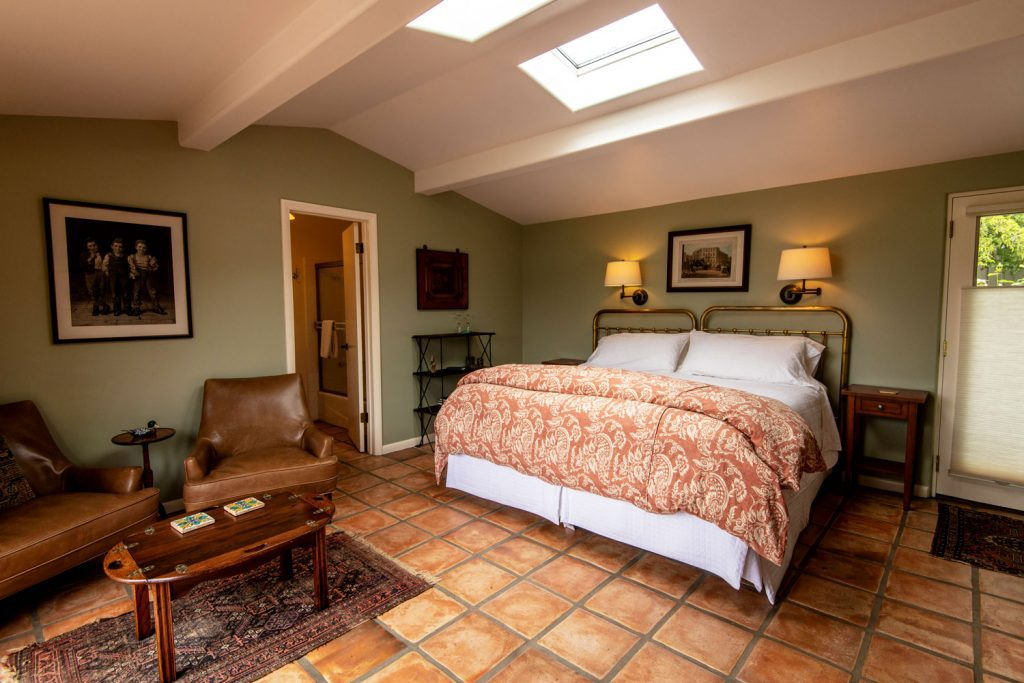 An elegant boutique bed and breakfast on four sunny acres in Point Reyes Station. Our five room luxury Inn is perfect for a romantic weekend getaway.