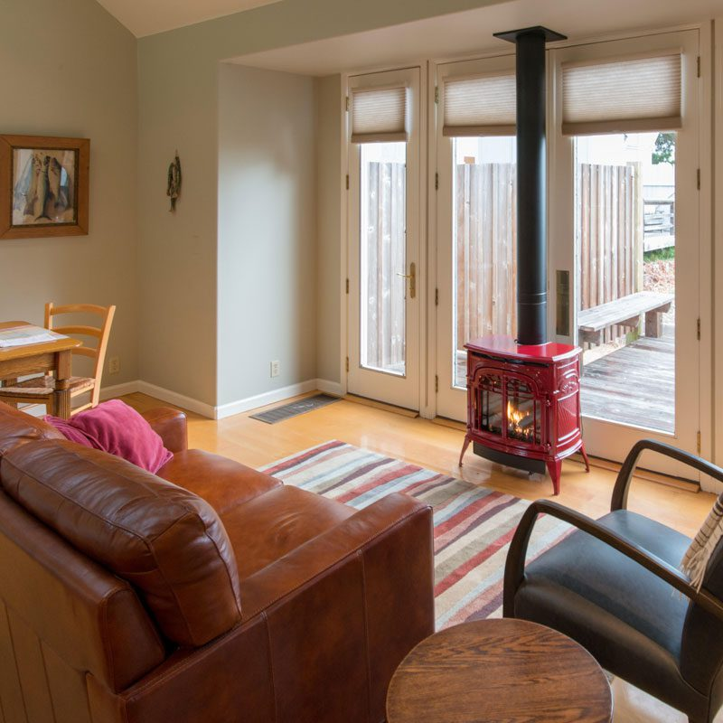 The ultimate Point Reyes vacation rental with unparalleled views of Tomales Bay. Two fully equipped vacation cottages located directly on the bay.