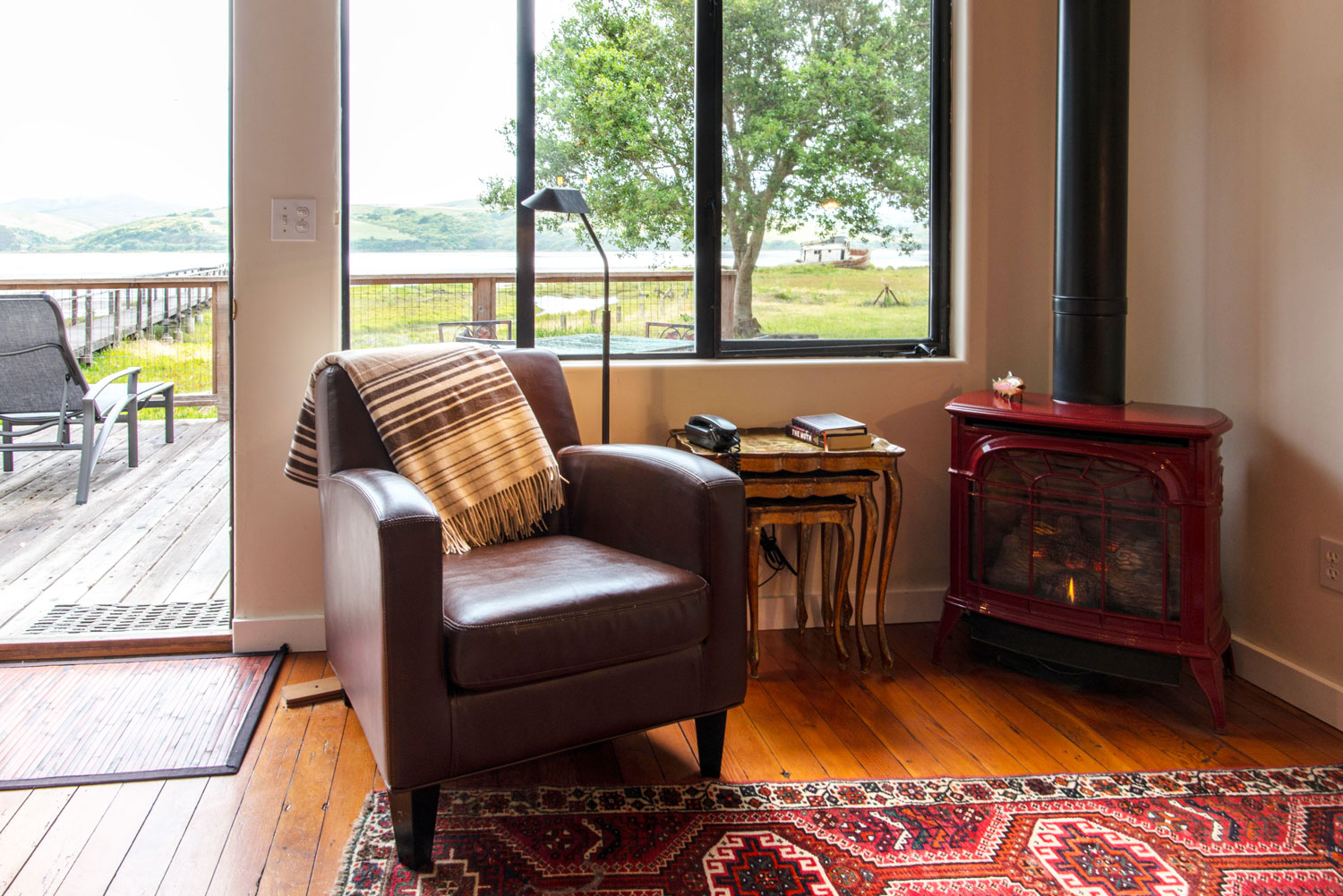 Point Reyes Vacation Rentals Private Cottage On Tomales Bay